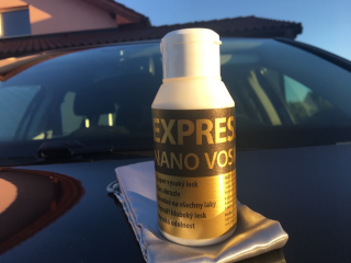 Express + Nano vosk 100 ml