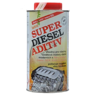 VIF super diesel aditiv letní 500ml - aditiva do nafty