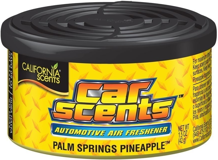 palm springs pineapple - ANANAS ( California Car Scents)