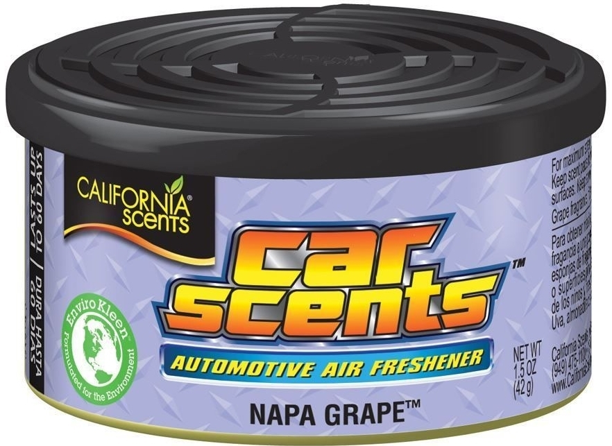 napa grape - HROZNOVÉ VÍNO ( California Car Scents)