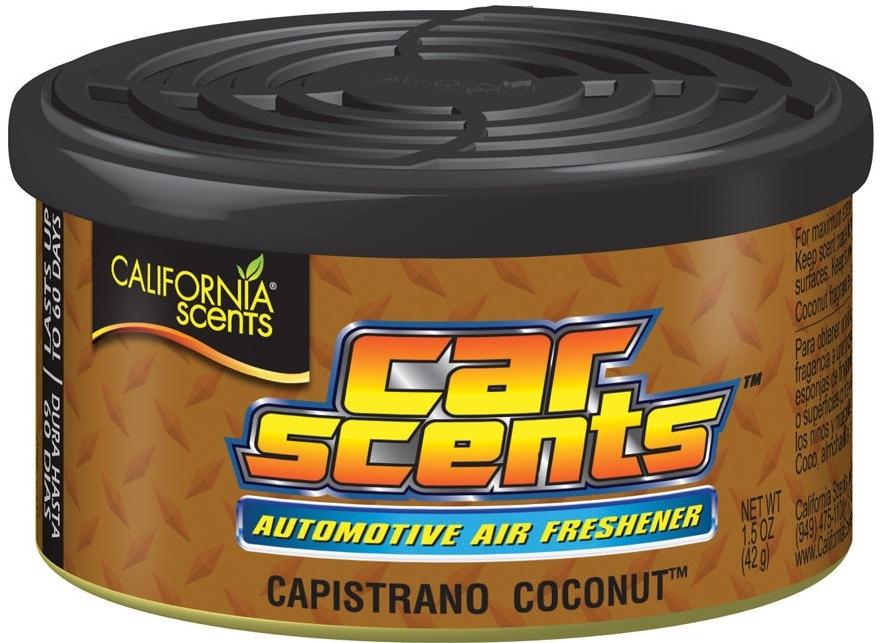 Capistrano Coconut - kokos ( California Car Scents)
