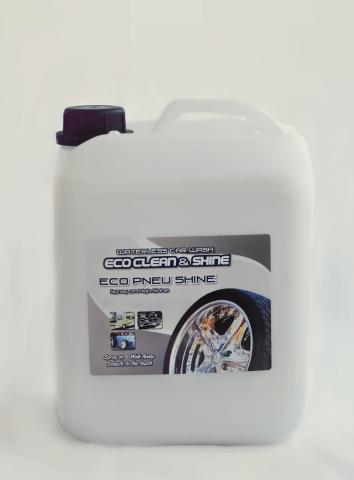 5L KANYSTR ECO PNEU SHINE- Oživovač pneu, gum a plastů (Oživovač pneu, gum a plastů)